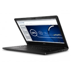Dell Latitude 3570 (SNS3570004) Notebook Black