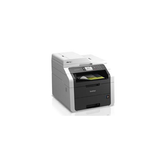 Brother MFC-9140CDN Multifunction Color LED Printer