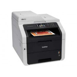 Brother MFC-9330CDW Multifunction Color LED Printer