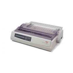 OKI ML391 Turbo Plus Dot Matrix Printer แคร่ยาว