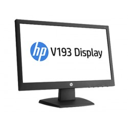 HP V193 (G9W86AA) LED Backlit LCD Monitor 18.5 inch Wide Screen