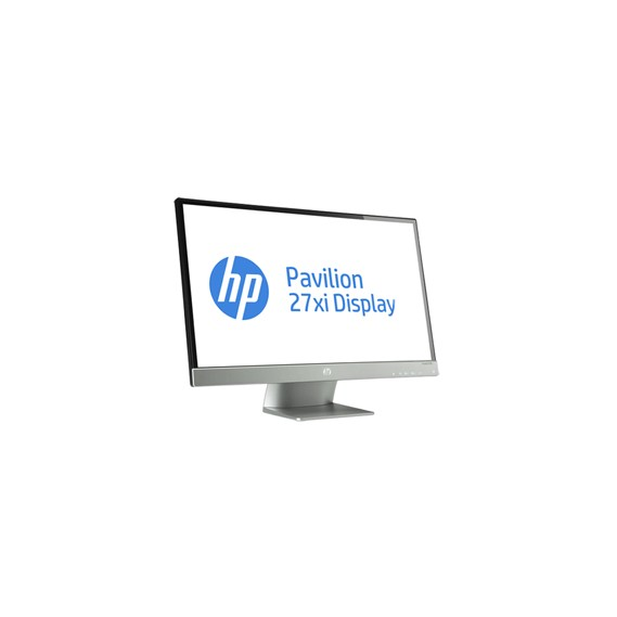 HP Pavilion 27xi (C4D27A7) IPS LED Backlit Monitor 27 inch Widescreen