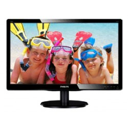 Philips 203V5LSB2/97 LED Monitor 19.5 inch Wide Screen