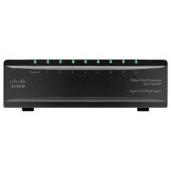 Cisco SG200-08P Switch (SLM2008PT-EU)