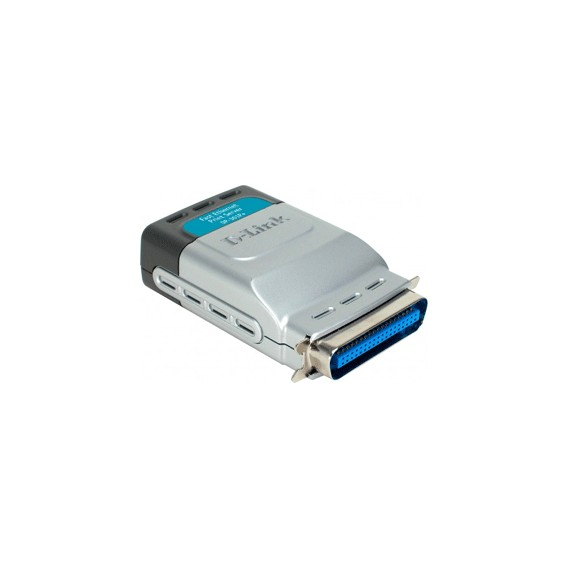 D-Link DP-301P+ Single-Port Parallel Print Server