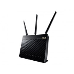 ASUS RT-AC68U AC1900 Dual-Band Wireless Gigabit Router