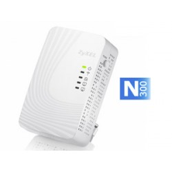 Zyxel PLA4231 500 Mbps Powerline Wireless N Extender