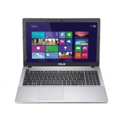 Asus A550JX-XX142D Notebook Grey Plastic