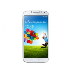 SAMSUNG Galaxy S4 Smart Phone (GT-I9500ZWATHL) White