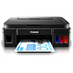 Canon PIXMA G2000 All-in-One InkJet with Tank Printer