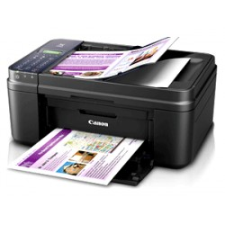 Canon PIXMA E480 Multifunction InkJet Printer