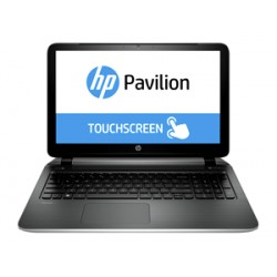 HP Pavilion 14-ab172TX Notebook Touch (T9G79PA) Natural Silver