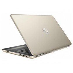HP Pavilion 15-AU024TX Notebook (X0G34PA) Gold