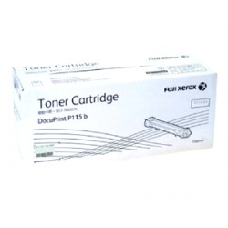 Fujixerox Black Toner Cartridge (CT202137)