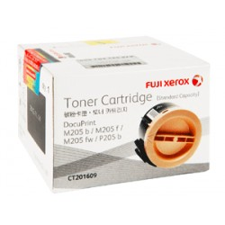 Fujixerox Black Toner Cartridge (CT201609)
