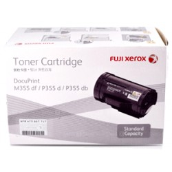 Fujixerox Black Toner Cartridge (CT201937)