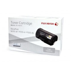 Fujixerox Black Toner Cartridge (CT201938)