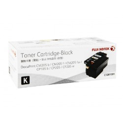 Fujixerox Black Toner Cartridge (CT201591)