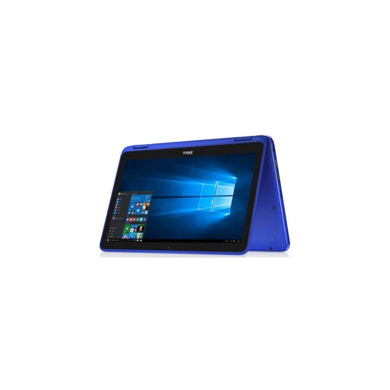 Dell Inspiron 3168 (W56631202TH) 2-1 Notebook Blue