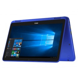 Dell Inspiron 3179 (W56651303PTH) 2-1 Notebook Blue