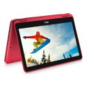 Dell Inspiron 3179 (W56651303PTH) 2-1 Notebook Red