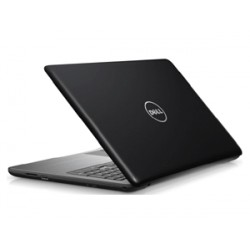 Dell Inspiron 5567 (W56652390THW10) Notebook Black
