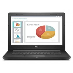 Dell Vostro 3468 (SNS3468001) Notebook Black